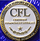 Financial Literacy Scholars Pin