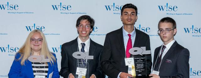 2016 QLI Winners